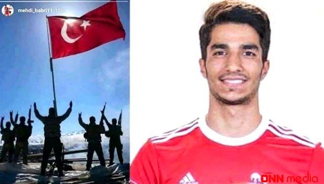 """""""Barış Pınarı""""na görə  futbolçular futboldan kənarlaşdırıldı"""