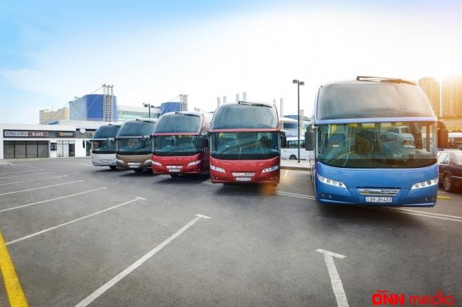 Bundan sonra avtobuslarda wi-fi, su, çay, qəhvə servisi də olacaq