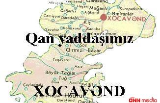 02 oktyabr- Xocavəndin işğal edildiyi gündür