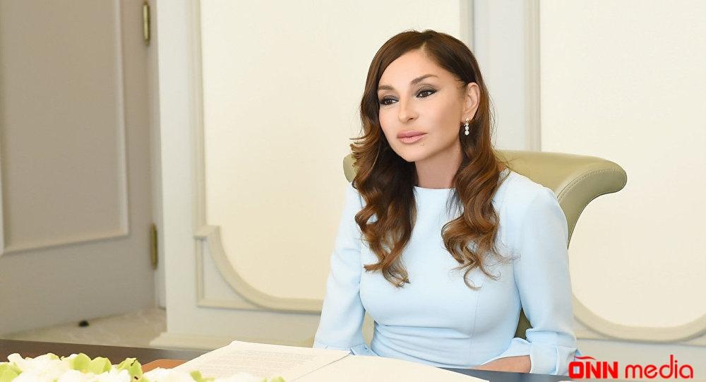 Mehriban Əliyevadan Müstəqillik Günü təbriki