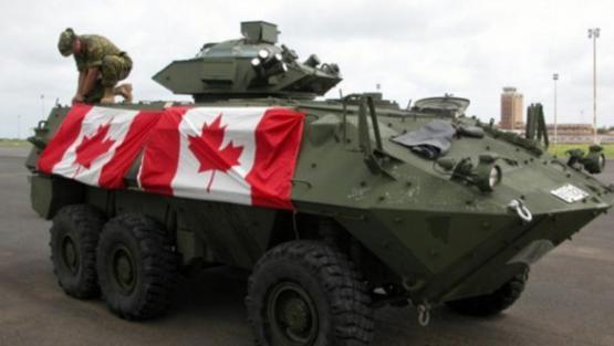 Kanada Türkiyəyə silah tədarükünü dayandırdı