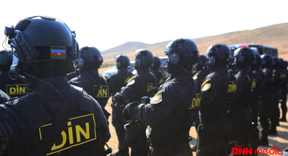 Polisdən aksiya ilə bağlı AÇIQLAMA