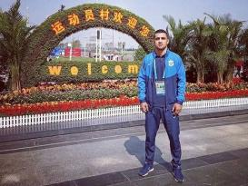 Azərbaycan güləşçisi ermənini yenib medal qazandı- YENİLƏNİB