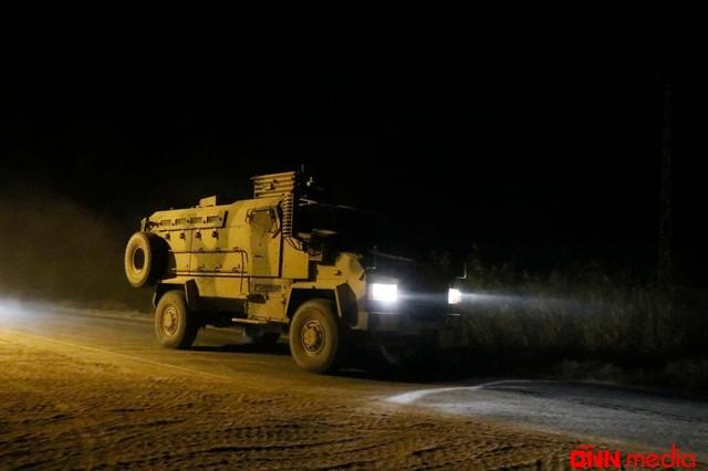 Türkiyə Suriyada 181 sığınacağa zərbələr endirib