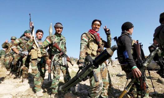 PKK 20 min usağı dağa qaçırıb
