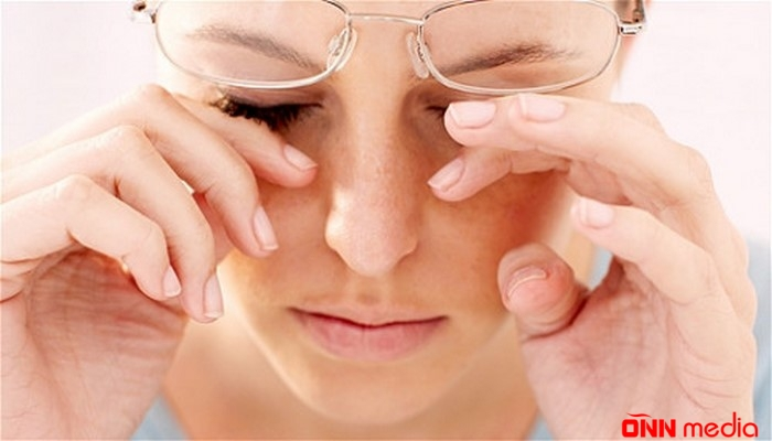Quru göz sindromu nədir və necə müalicə olunur