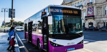 ŞAD XƏBƏR – Bu şəxslər avtobuslardan pulsuz istifadə edəcək