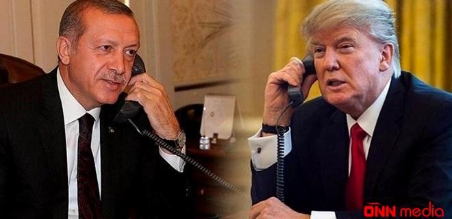 Tramp və Ərdoğan telefonda danışdılar – NƏLƏR MÜZAKİRƏ EDİLDİ?