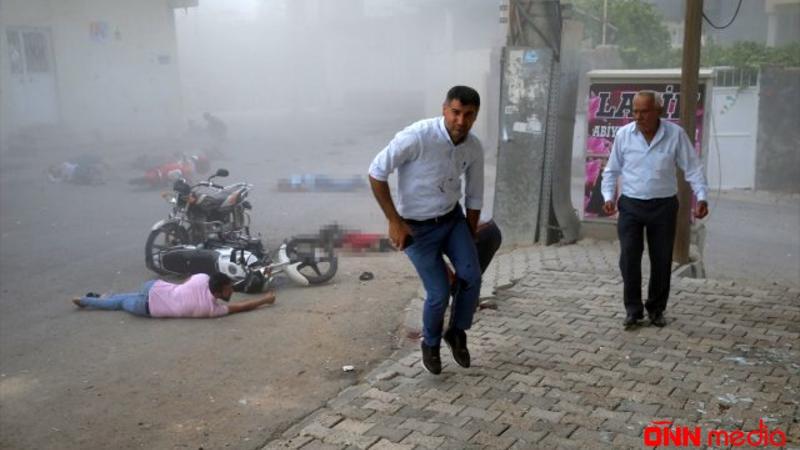 ÜZÜCÜ XƏBƏR: Türkiyəyə 8 şəhid verdi – TÜKÜRPƏDİCİ GÖRÜNTÜLƏR – FOTO