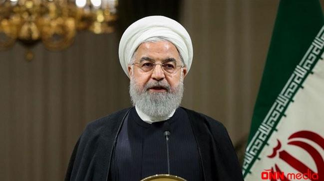 """""""Ölkəm son 40 ilin ən cətin günlərini yaşayır"""" — Ruhani"""