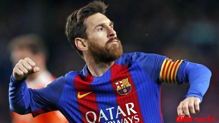 """Messi rəqib futbolçuya cavab verdi: """"İSTƏNİLƏN VAXT…"""""""