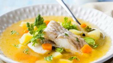 Balıq şorbası necə bişirilir? – RESEPT