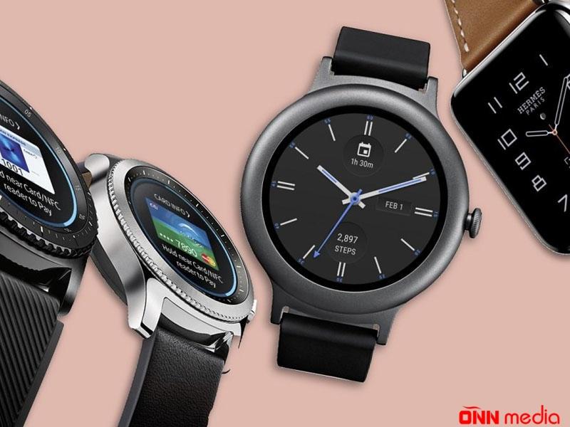 Bu saat şirkəti smart saat üzərində çalışır