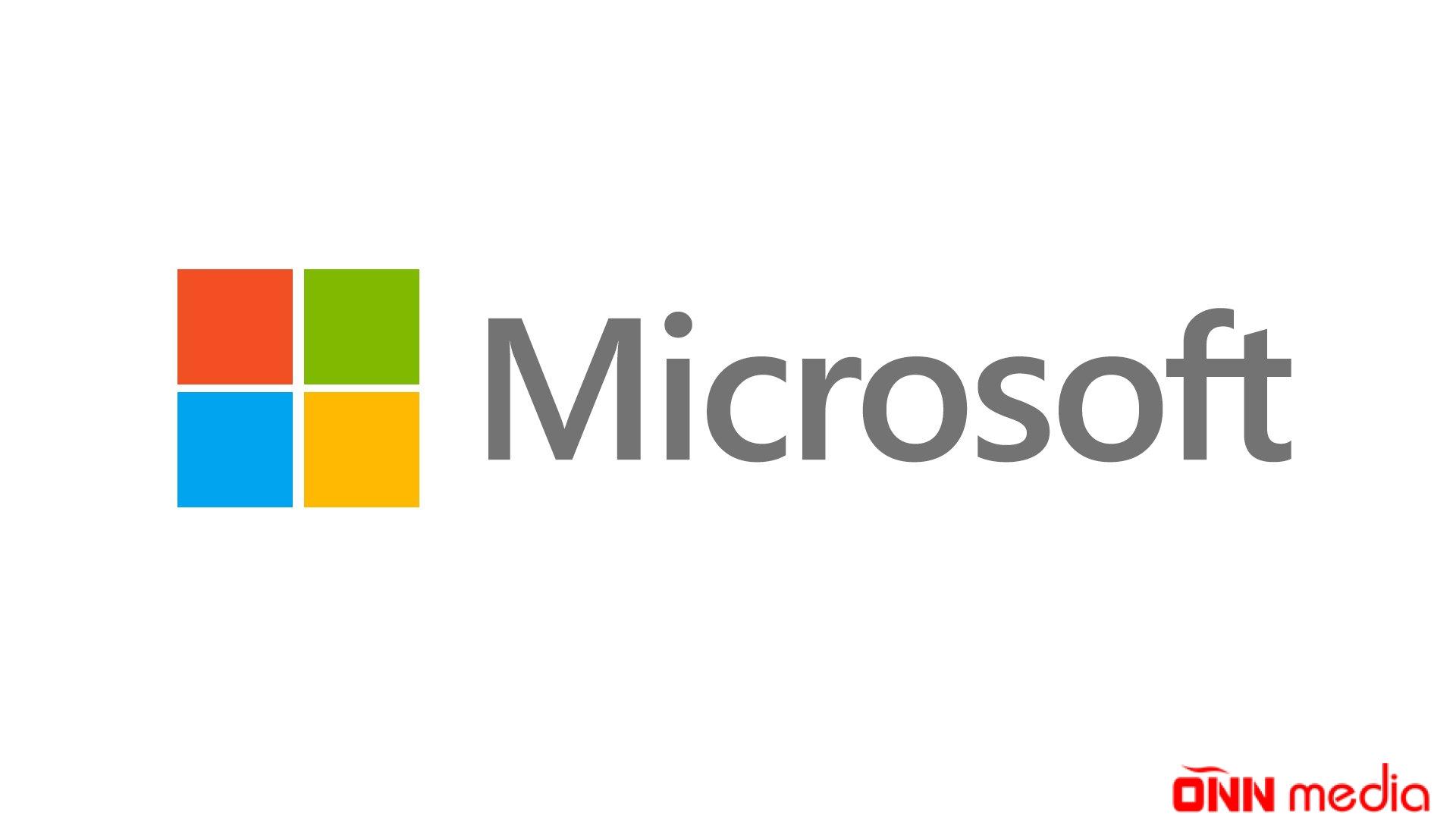 Microsoft'un bu şöbəsi 4 günlük iş həftəsinə keçdi