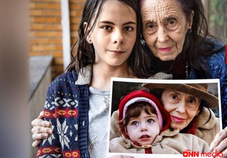 66 yaşında ana olmuş qadının maraqlı hekayəsi – FOTOLAR