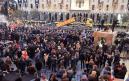 Tbilisidə polislə etirazçılar arasında GƏRGİNLİK – Yaralılar var