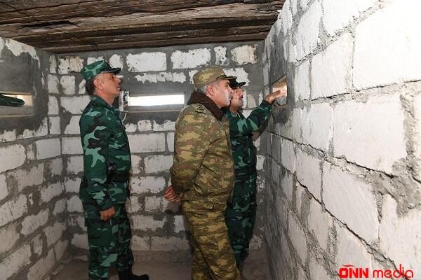 Əsgərimiz şəhid oldu: General dərhal sərhədə getdi – Foto