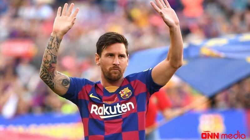 Barselona Messi ilə danışıqlara başladı