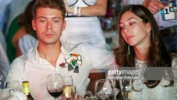Baş nazirin oğlu erməni qızla evlənir?