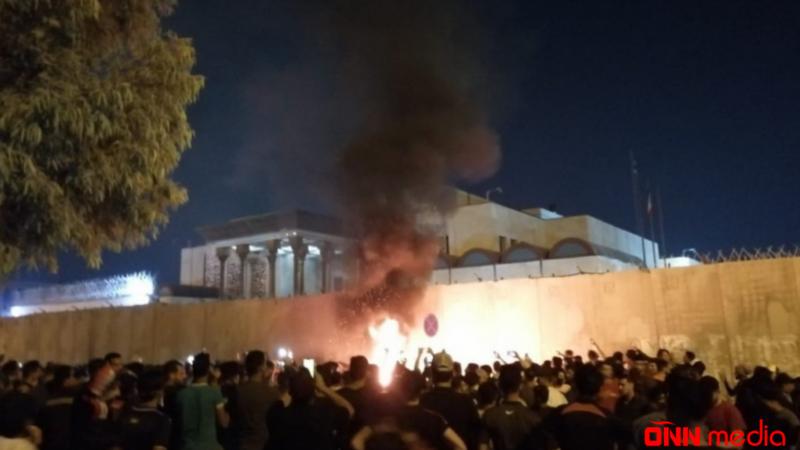 SON DƏQİQƏ: İran konsulluğuna DƏHŞƏTLİ HÜCUM: ölənlər və çox sayda yaralılar var