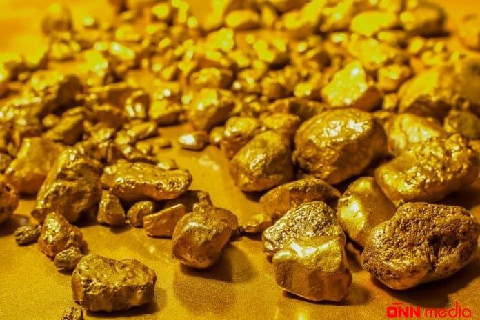 Ölkədə qızıl bahalaşdı