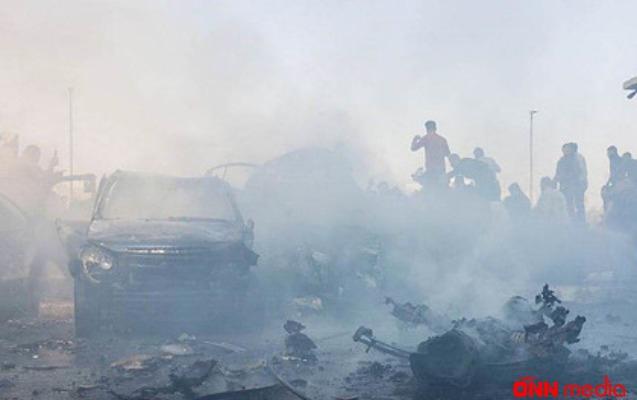 Suriyada partlayış – 10 ölü, 30 yaralı