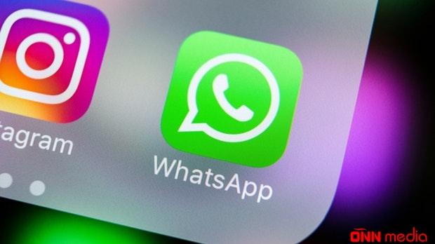 """""""Whatsapp""""dan  bu istifadəçilərə ÜZÜCÜ XƏBƏR"""