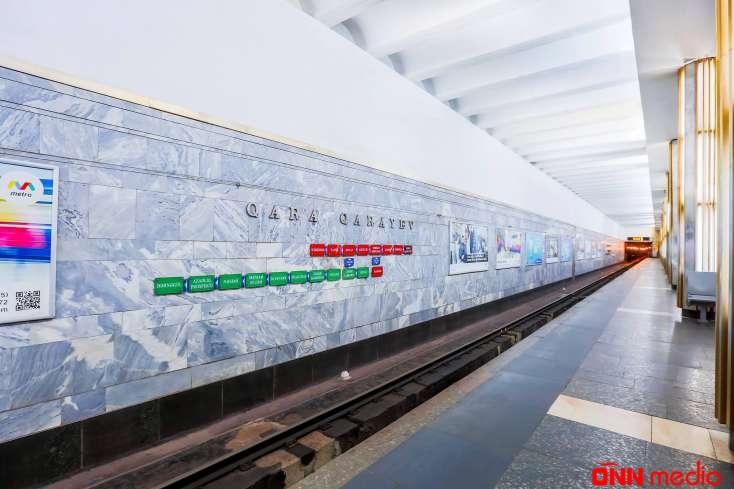 Bakıda daha bir ərazidə metro üçün böyükTƏHLÜKƏ VAR