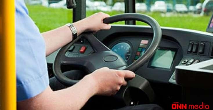 Bakıda avtobusa hücum olub: sürücü döyülüb,nəqliyyat vasitəsinin şüşəsi sındırılıb