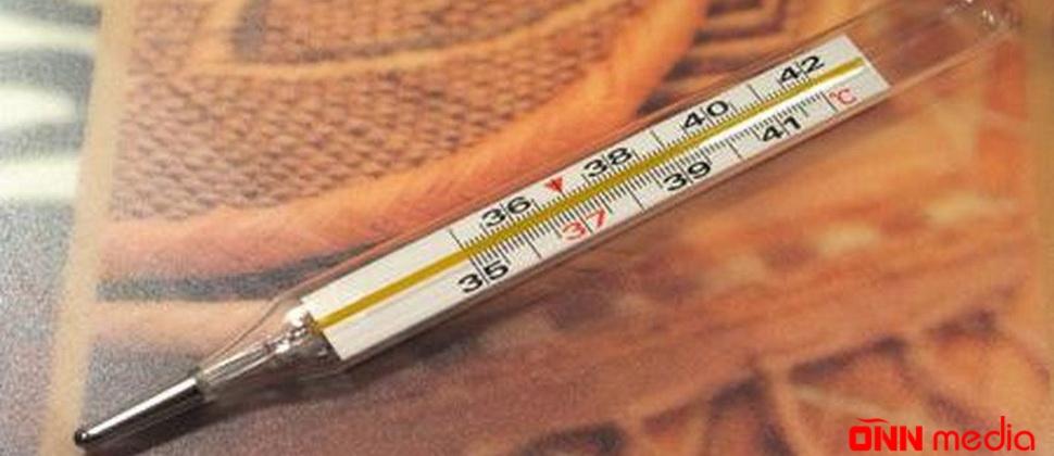 Temperatur yüksəlibsə…