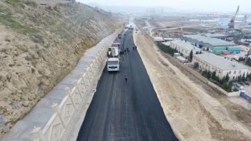 Sürücülərə ŞAD XƏBƏR: Bu yol hərəkət bərpa olundu