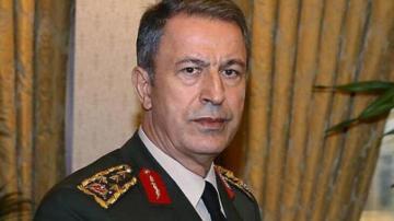 Hulusi Akar: NATO ilə razılaşa bilmədik