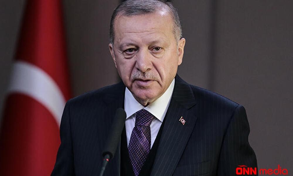 Türkiyə prezidentinə AĞIR İTKİ VERDİ