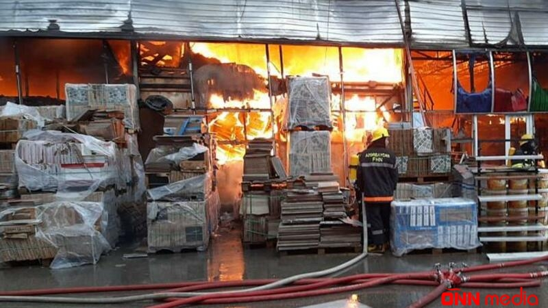 """""""EuroHome""""da malları yanan sahibkarlara ŞAD XƏBƏR"""