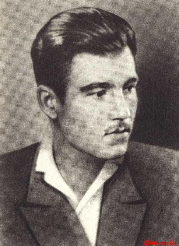 22 dekabr Mehdi Hüseynzadənin doğum günüdür