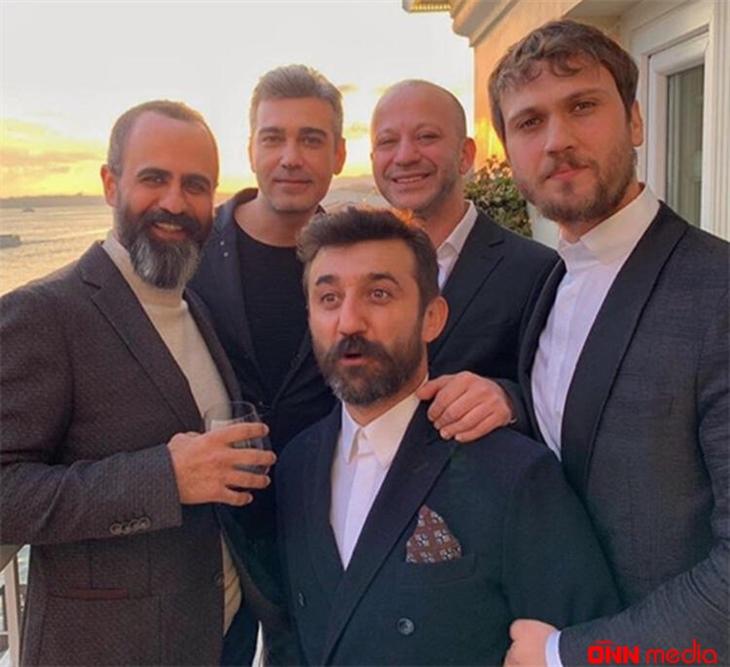 """""""Çukur""""un məşhur aktyoru evləndi – FOTO"""