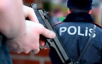 Maşından polislərə 4 dəfə atəş açıldı – BAKIDA OLAY
