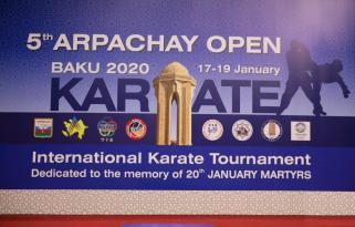 Arpaçay Open beynəlxalq turnirin açılış mərasimi keçirilib