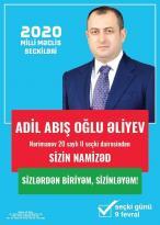 Adil Əliyev seçicilərinə MÜRACİƏT ETDİ