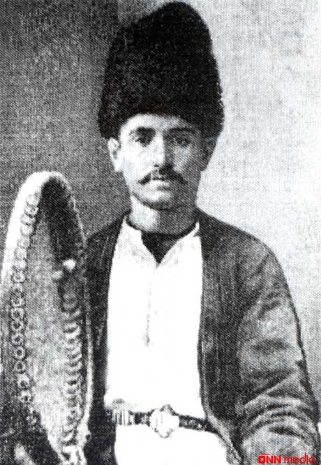 """""""Kürdi-Şahnaz"""" muğamının yaradıcısı – Kazımlı Hacı Hüsü"""