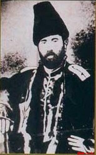 5 yanvar İsmayıl Xan Naxçıvanskinin doğulduğu gündür