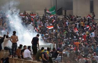 İraqda etiraz aksiyaları – 4 nəfər həlak oldu