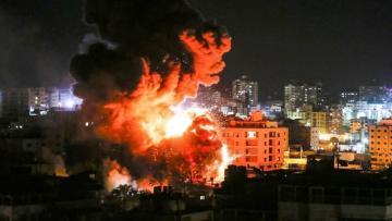 ABŞ-ın İraqdakı səfirliyi bombalanıb- Yaralılar var
