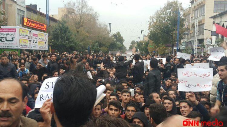 İranda 1 milyondan çox insan etiraza qalxdı – SƏBƏB?