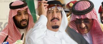 Kral ailəsindən şok addım- Qurandan peyğəmbərin adını çıxartdı