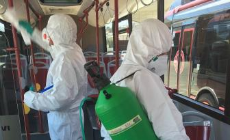 Avtobuslara koronavirusla bağlı nəzarət ARTIRILDI