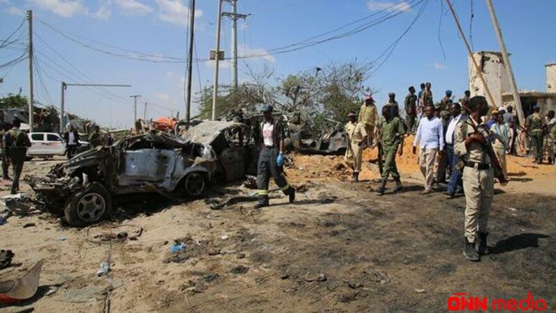 Somalidə PARTLAYIŞ – Türkiyəli 4 mütəxəssis YARALANDI
