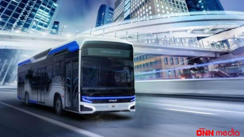 Yeni avtobuslar gəlir: elektriklə işləyir, batareyası var