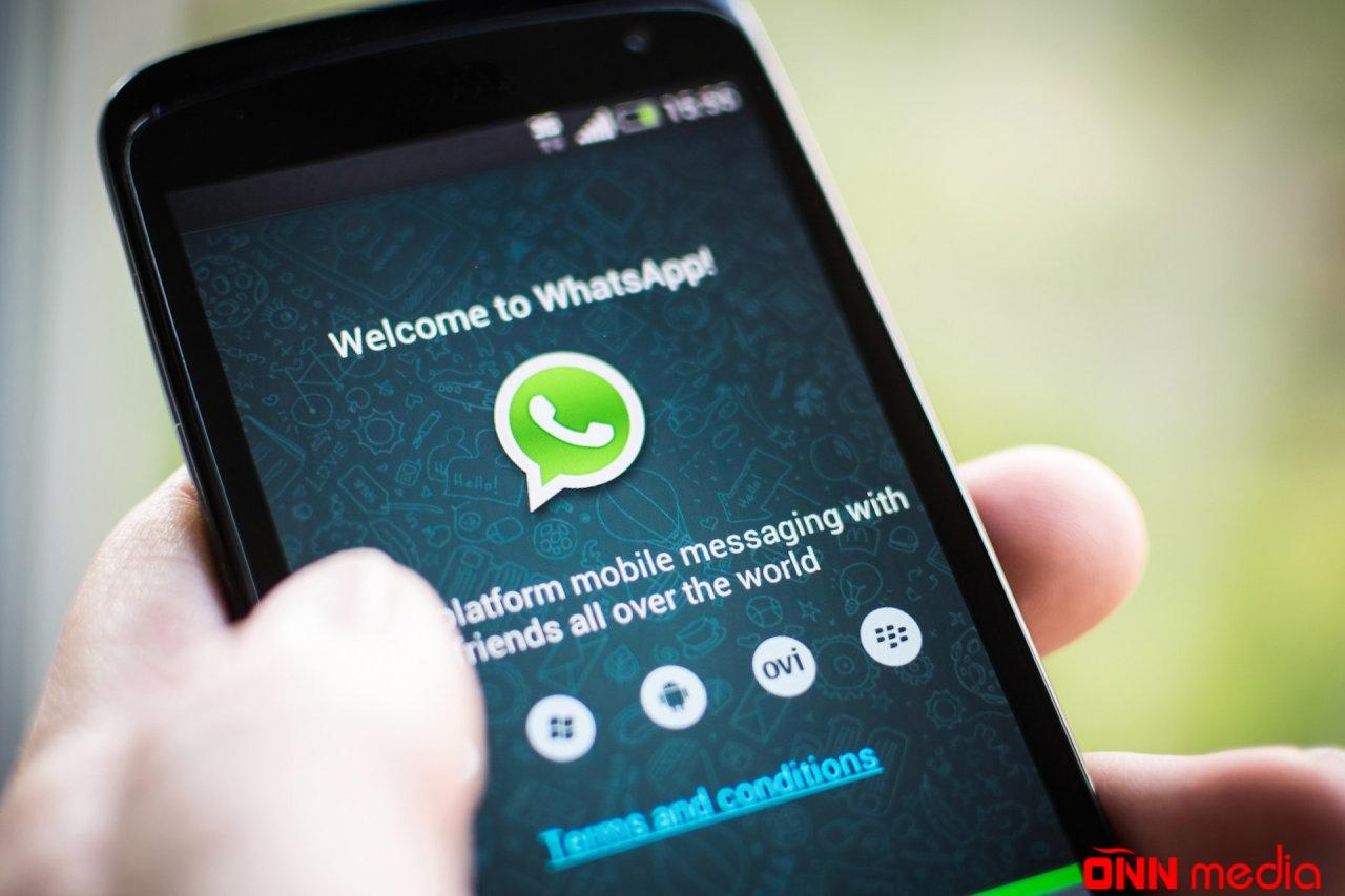 """Azərbaycanda """"WhatsApp"""" çökdü"""