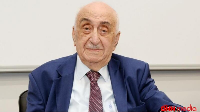 """Xoşbəxt Yusifzadə """"Heydər Əliyev"""" ordeni ilə təltif edildi"""